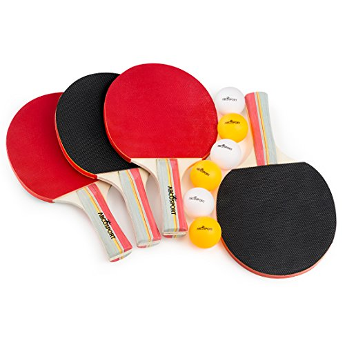 Review Table Tennis Ping Pong