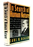 In Search of Human Nature, Carl N. Degler, 0195063805