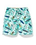 old navy boys - Hot Summer Sale Toddler Boys Printed Swim Trunks (Surfboards, 3T)