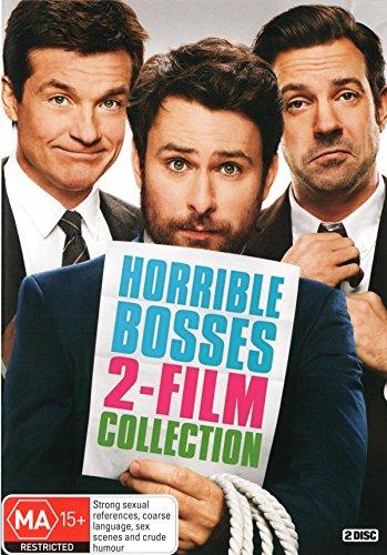 Horrible Bosses / Horrible Bosses 2 | NON-USA Format | PAL | Region 4 Import - Australia