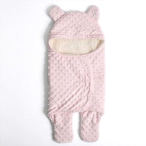 ParaCity recién nacido bebé saco de dormir swaddle Wrap Manta para ...