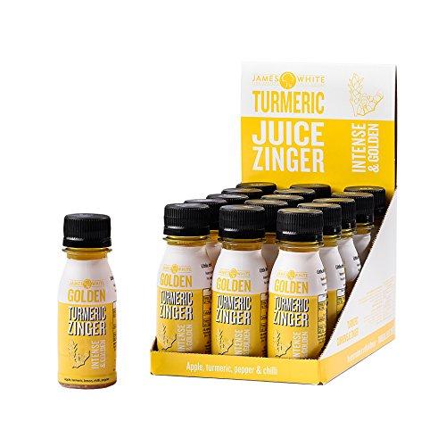 Zinger - Natural Shots 2.4 Oz (15 count) (Golden Turmeric Zinger)
