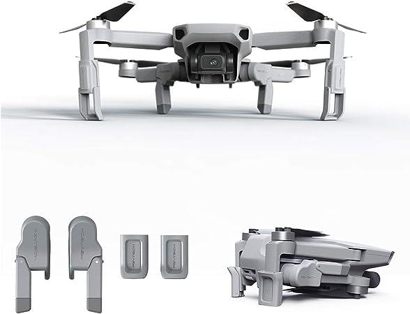 rear landing gear legs extension kit for dji mavic drone mini Pgytech front