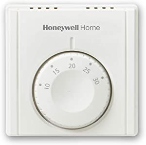 Honeywell Home THR830TEU MT1 Mechanical Room Thermostat, White