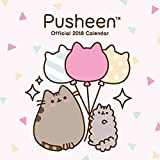 img - for Pusheen Official 2018 Calendar - Square Wall Format book / textbook / text book