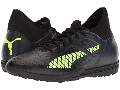 [PUMA(プーマ)] メンズスニーカー靴シューズ Future 18.3 TT [並行輸入品] US 7.5(25.5cm) D - Medium Puma Black/Fizzy Yellow/Asphalt B07LBXRN92