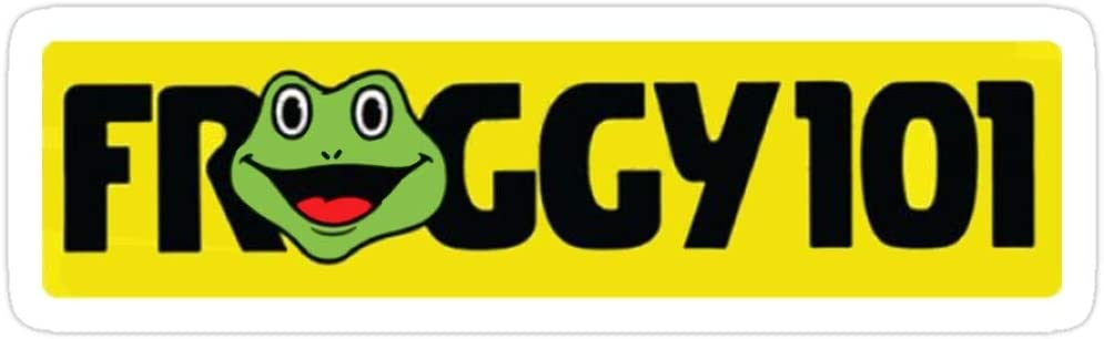 Big Lens store The Office - Froggy 101 Stickers (3 Pcs/Pack)