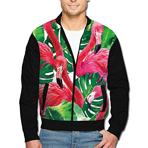 SCOOLY-Hemp-Palm-Flamingo-Youth-Long-Sleeve-Full-Zip-Jacket
