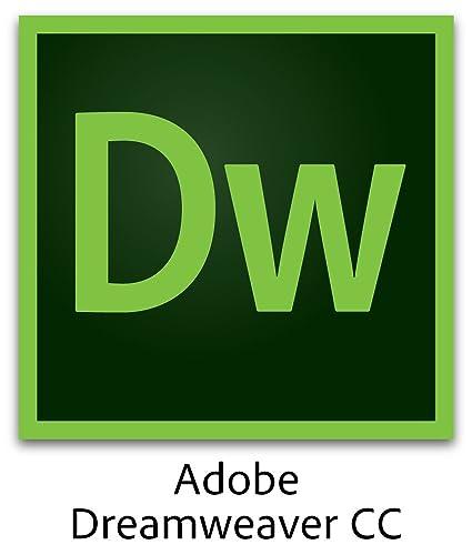 Amazon com: Adobe Dreamweaver CC   1 Year Subscription