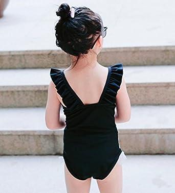 Warmbaby Kids Girls One Piece Swimsuits Bikinis