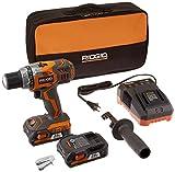 ridgid x4 drill - Ridgid 40643 Drill, X4 18V Compact R86008K