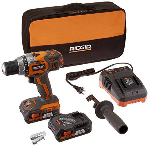 ridgid x4 drill - 4