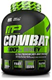 MusclePharm Combat 100% Whey Protein Powder, Vanilla, 5 - Best Reviews Guide