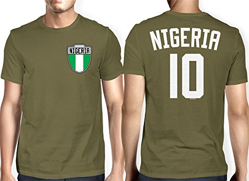HAASE UNLIMITED Mens Nigeria T shirt