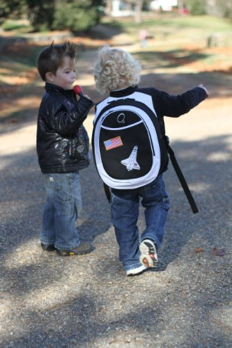 Obersee Kid's All-in-One Pre-School Backpacks with Integrated Cooler