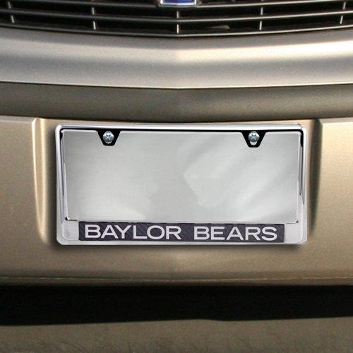 WinCraft Baylor University S18969 LIC Plate Frame B//O Printed