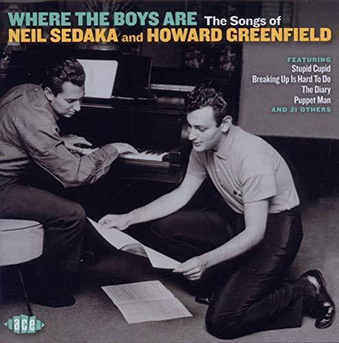 The Songs Of Neil Sedaka And Howard Gree