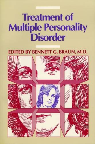The Treatment of Multiple Personality Disorder (Clinical Insights Monograph)