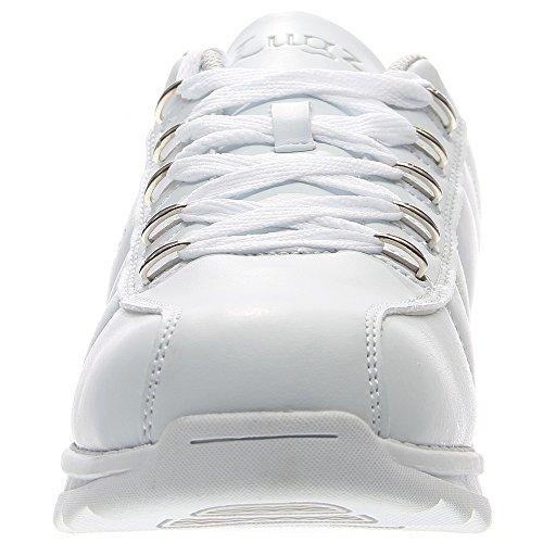 Zapatillas Hombre Lugz Tempo 10.5 D (m) Us White-glacier