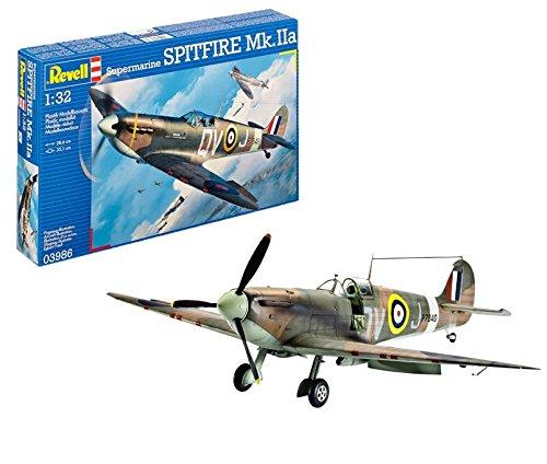 revell spitfire model - 4