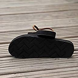 Men\'s Flip-Flop, Amiley® Men Home Beach Thong Sandals Slipper indoor & outdoor Flip-flops Leisure Shoes (US:10 (RU/EU/CN:44), Brown)