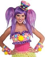 Circus Sweetie Mini Top Hat Costume Accessory