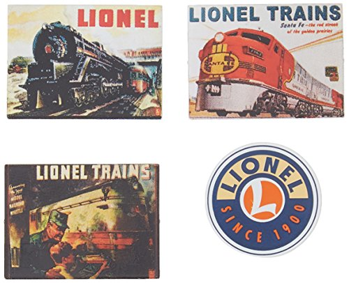 Lionel 6-22477 O Tin Sign Replica (4)