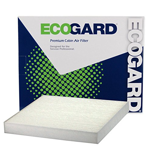 ECOGARD XC35856 Premium Cabin Air Filter Fits Kia Spectra, Spectra5, Borrego