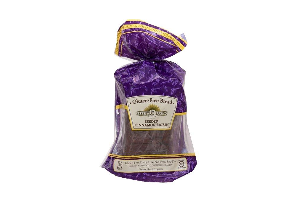Essential Baking Company Seeded Cinnamon Raisin Sliced Bread, 14 oz