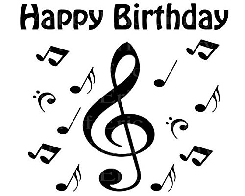 6-Round-Band-Music-Notes-Happy-Birthday-Edible-CakeCupcake-Party-Topper