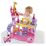 Fisher-Price Little PeopleDisney Princess Musical Dancing Palace Gift Set