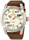 BOSS Orange Men's 1513418 Oslo Analog Display Quartz Brown Watch