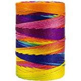 Iris 18-474 Nylon Crochet Thread, 197-Yard, Fiesta Mix