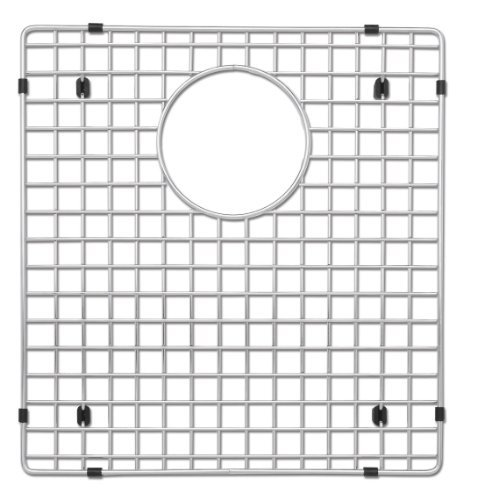 Blanco 516364 Sink Grid, Fit Pr?cis 1-3/4 left bowl, Stainless Steel by Blanco by Blanco