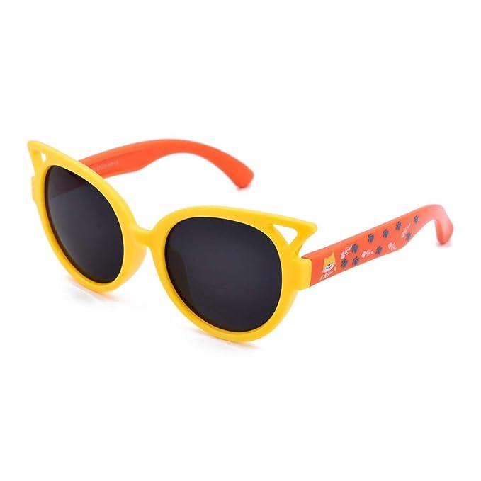 MOJINGLIN Gafas De Sol Bebés Gafas De Plástico Polarizadas ...