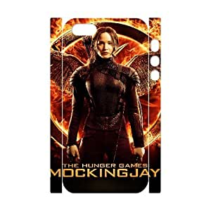 ANCASE Cell phone Protection Cover 3D Case The Hunger Games For Iphone 5,5S