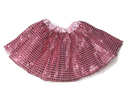 Rush Dance Sparkle Sequin Ballerina Girls Dress-Up Princess Costume Recital Tutu (Kids (3-8 Years), (Batman Costume Sydney)