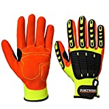 Portwest A721 Impact Protection Grip Glove, Large