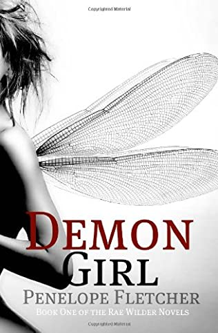 book cover of The Demon Girl