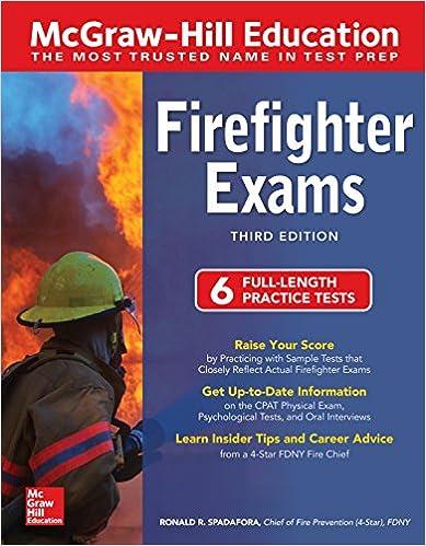 Barron's canadian firefighter exams walmart. Com.