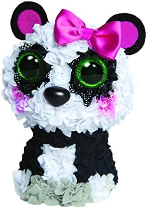 Orb Factory My Design 3D Panda pluche speelgoed (meerkleurig)