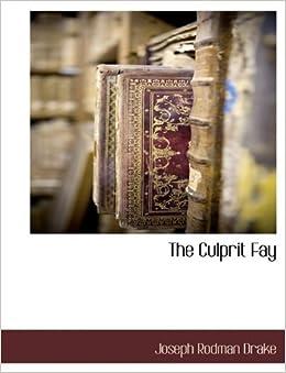 Book The Culprit Fay