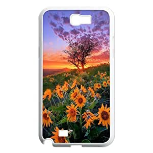 Sunflower ZLB587508 Customized Phone Ipod Touch 5 Case