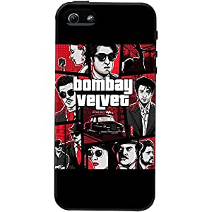 DailyObjects Bombay Velvet GTA Style Case For iPhone SE