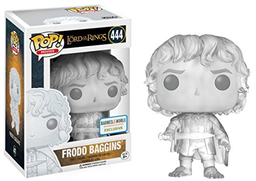 Funko PoP! Movies The Lord of the Rings Frodo Baggins (Invisible) #444 Frodo Baggins Lord Of The Rings