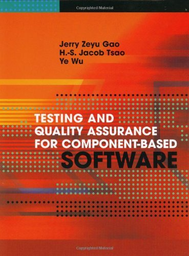 Download Testing and Quality Assurance for Component-Based Software (Artech House Computing Library) Pdf