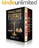 Pearseus Bundle: books 1 to 3 of the Pearseus epic fantasy series