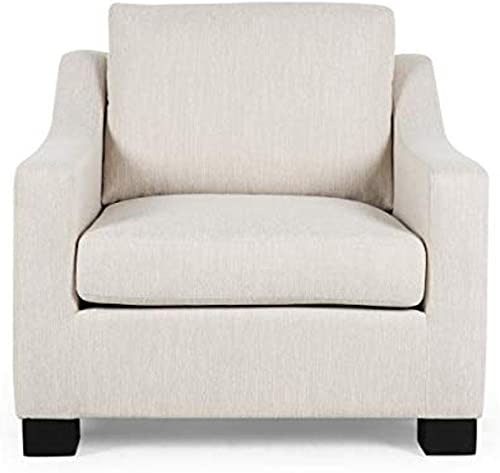 Christopher Knight Home Wesley Contemporary Fabric Club Chair Review