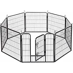 Pet Playpen With Ebook