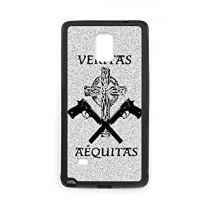 The Boondock Saints Samsung Galaxy Note 4 Cell Phone Case Black 91INA91402196